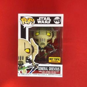 Star Wars - General Grievous #449 Hot Topic Exclus